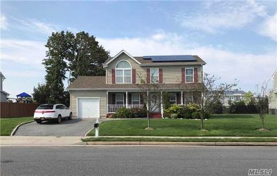 Suffolk County Single Family Home For Sale: 21 Dr. Reed Blvd