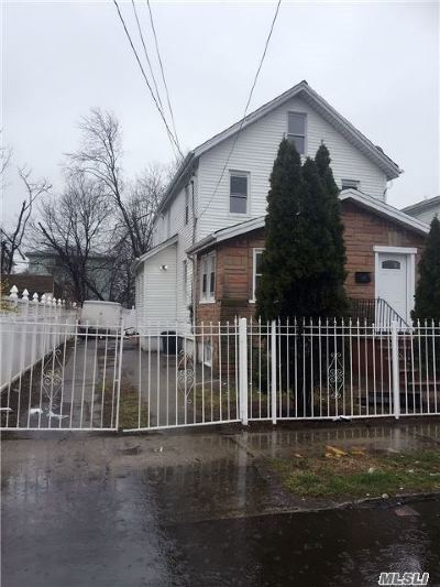 Queens County Multi Family Home For Sale: 115-28 158 St
