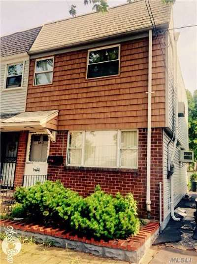 Queens County Single Family Home For Sale: 60-15 54th Ave