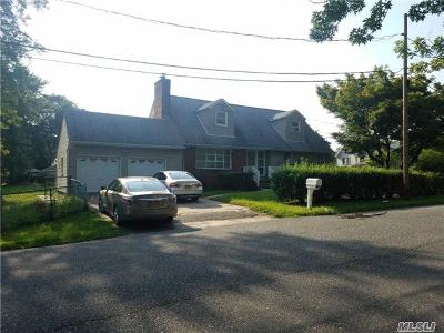 Suffolk County Single Family Home For Sale: 100 Adams Ave