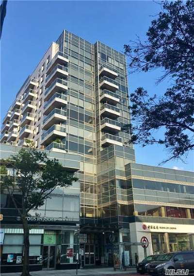 Queens County Condo/Townhouse For Sale: 42-35 Main St. #12 G