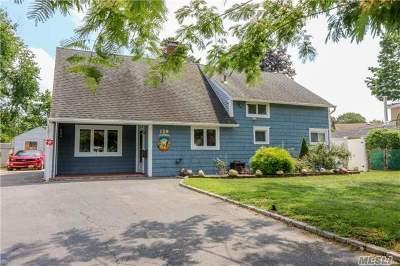 Nassau County Single Family Home For Sale: 159 Elm Dr