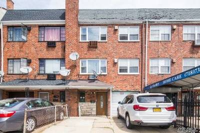 Queens County Multi Family Home For Sale: 88-23 163rd St