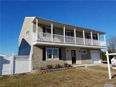 Nassau County Single Family Home For Sale: 134 Meister Blvd