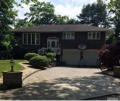 Huntington Sta NY Single Family Home For Sale: $545,000