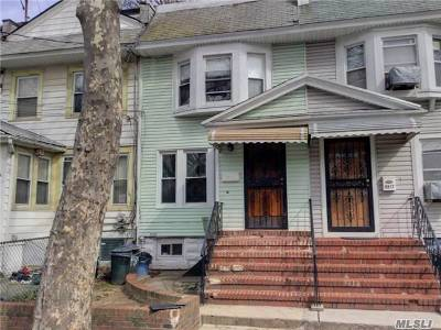 Woodhaven Single Family Home For Sale: 88-15 88th St