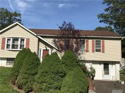 Centereach Single Family Home For Sale: 137 Horseblock Rd