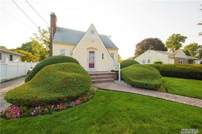 Hicksville Single Family Home For Sale: 6 Spruce St