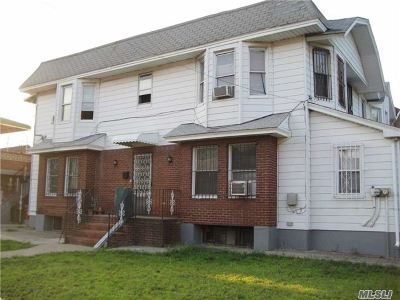 Multi Family Home For Sale: 31-50 S 93rd St