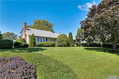 Jamesport Single Family Home For Sale: 1428 Peconic Bay Blvd