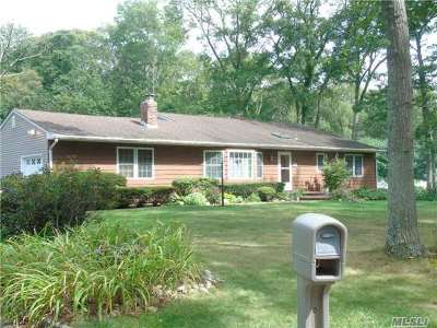 E. Setauket Single Family Home For Sale: 1 Hunters Ct