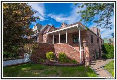 Elmhurst Single Family Home For Sale: 54-67 80th St