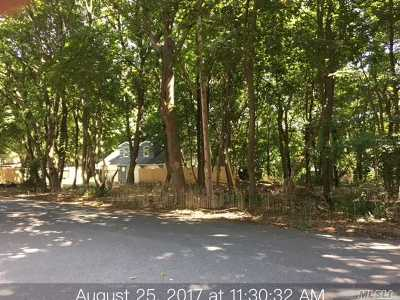 Pt.jefferson Sta Residential Lots & Land For Sale: Lot 3.3 Grant St