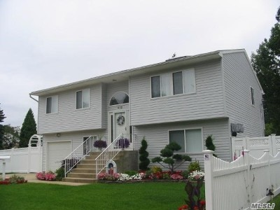 East Meadow Single Family Home For Sale: 442 Sussex Rd