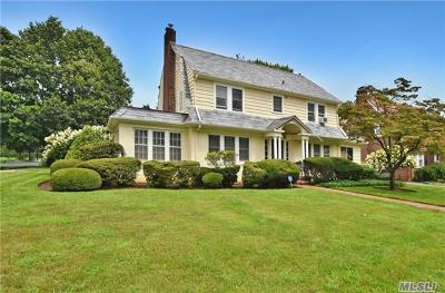 Rockville Centre Single Family Home For Sale: 31 Oxford Rd