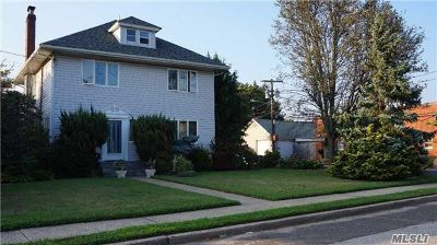 Woodmere Single Family Home For Sale: 1132 Fulton St