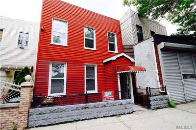 Ridgewood Multi Family Home For Sale: 5757 Cooper Ave