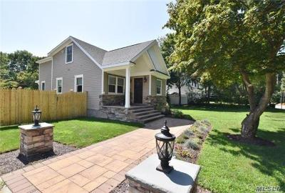 Smithtown Single Family Home For Sale: 14 Lincoln Ave