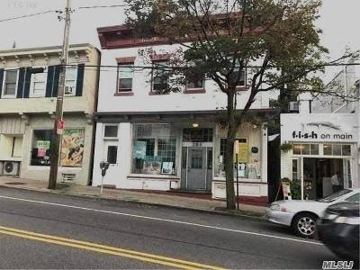 Port Washington Commercial For Sale: 284 Main St