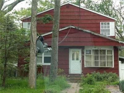 Selden Single Family Home For Sale: 48 Oakdale Ave