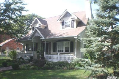Lake Grove Single Family Home For Sale: 37 Lindell Ave