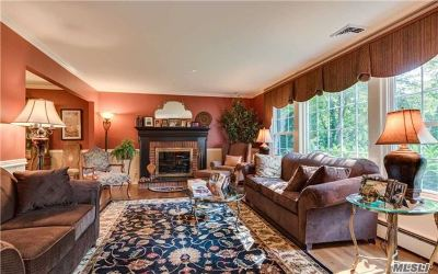 Smithtown Single Family Home For Sale: 7 Flamingo Dr