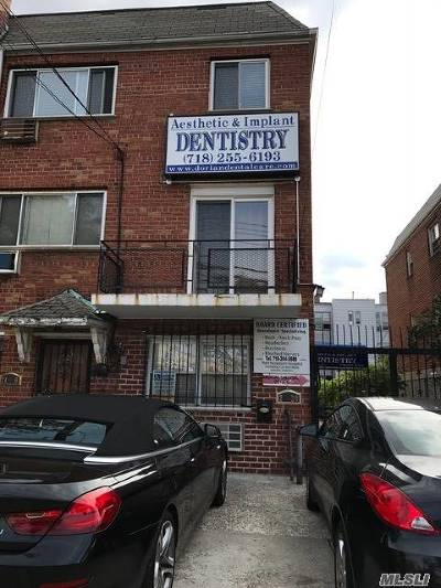 Multi Family Home For Sale: 21-20 Broadway