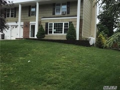 Hauppauge NY Single Family Home For Sale: $539,999