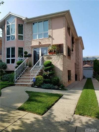 Bayside, Oakland Gardens Multi Family Home For Sale: 200-15 16 Ave