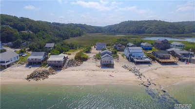 Baiting Hollow Single Family Home For Sale: 36 Beach Way