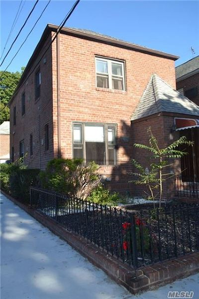 Woodhaven Multi Family Home For Sale: 91-01 98th St
