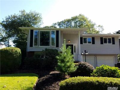 Hauppauge NY Single Family Home For Sale: $479,000