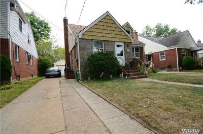 Lynbrook Single Family Home For Sale: 80 Marshall Ave