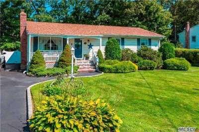Ronkonkoma Single Family Home For Sale: 365 Fir Grove Rd