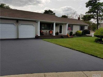 Nesconset Single Family Home For Sale: 14 Mumford Pl