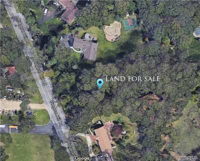 Huntington Residential Lots & Land For Sale: Pidgeon Hill Rd