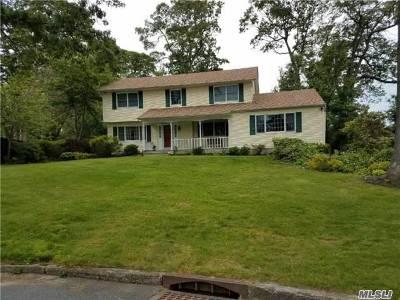 Setauket Single Family Home For Sale: 8 Cynthia Ct