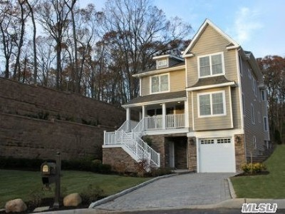 Port Jefferson Single Family Home For Sale: 4 Piccadilly Ct