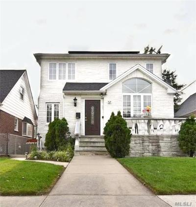 Fresh Meadows Single Family Home For Sale: 65-36 173rd Street