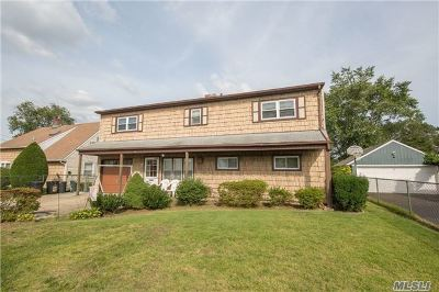 Levittown Single Family Home For Sale: 17 Short Ln
