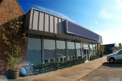 Suffolk County Business Opportunity For Sale: 4760 Sunrise Hwy