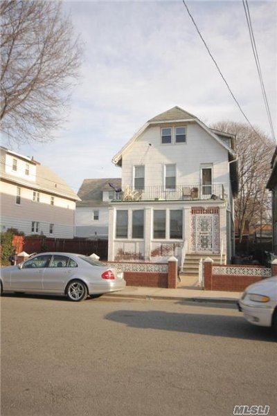 Multi Family Home For Sale: 102-12 27th Ave