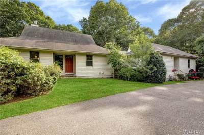 East Hampton Single Family Home For Sale: 21 Warwick Rd