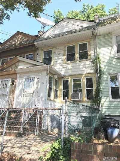 Woodhaven Single Family Home For Sale: 88-13 88th St