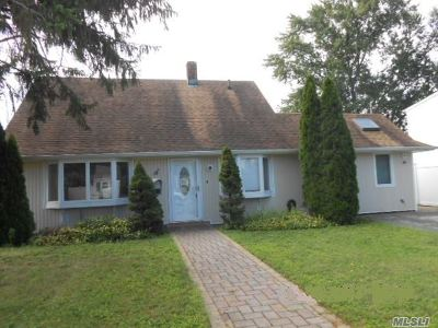 Levittown Single Family Home For Sale: 58 Old Farm Rd