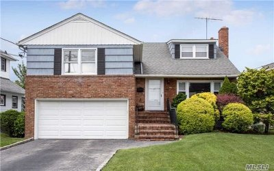 Rockville Centre Single Family Home For Sale: 27 Muirfield Rd