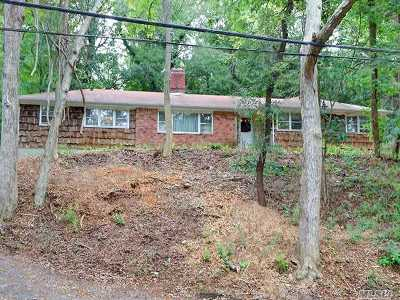 Huntington Single Family Home For Sale: 18 Cold Spring Hill Rd