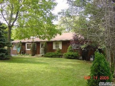 Miller Place Single Family Home For Sale: 15 Sunset Ln