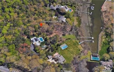 Quogue Residential Lots & Land For Sale: 5 Penniman Point Rd