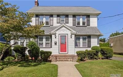 Rockville Centre Single Family Home For Sale: 130 Vernon Ave